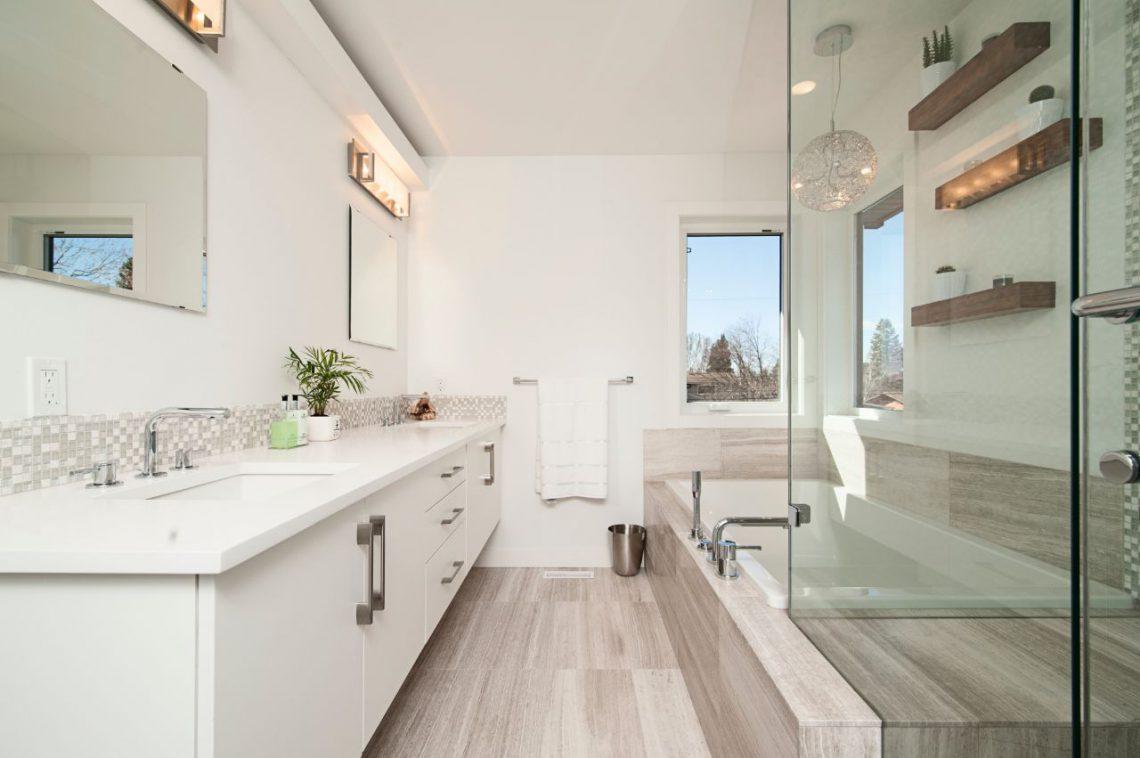 badkamermeubel inloopdouches van Douche Concurrent